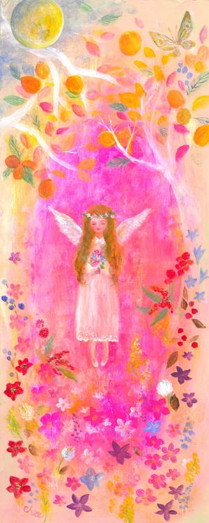 天使の布なぷきん